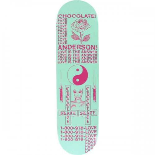 Planche Chocolate: Kenny Anderson Darkside 8.125