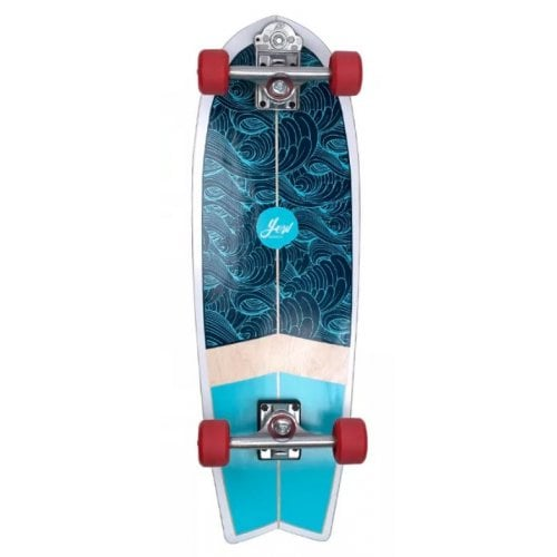 "Surfskate Complet YOW: Eisbach 30"" High Performance Series"