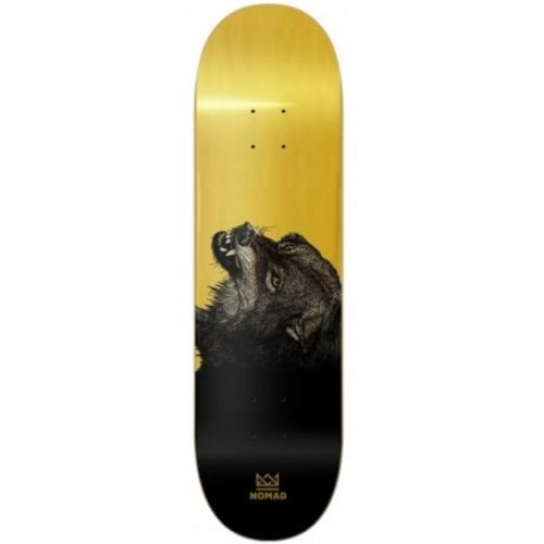 Planche Nomad: The Wolf Deck - Gold 8.25