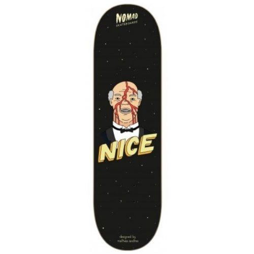 Planche Nomad: Role Models II - Nice NMD1 7.87
