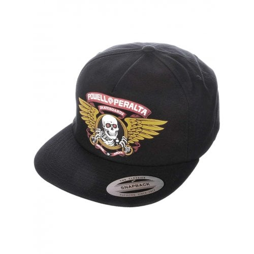 Casquette Powell Peralta: Winged Ripper BK