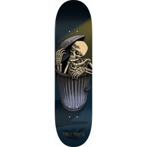 Planche Powell Peralta: Garbage Can Skelly 8.5