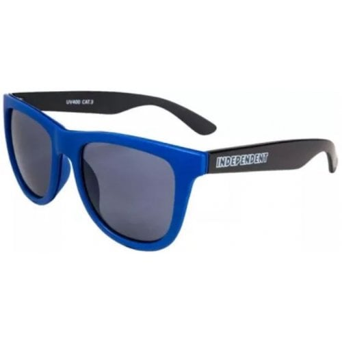Lunettes Independent: BC Primary Blue Black
