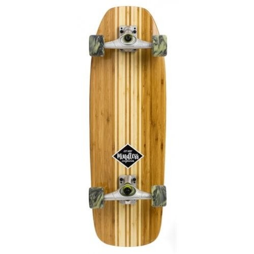 Surf Skate Mindless Longboards: Bamboo 30 x 9.5""