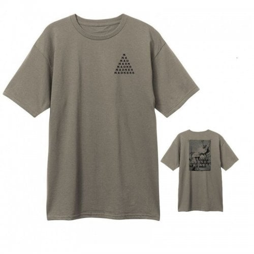 T-Shirt Madness: Trickle Down Premium Warm Grey GN