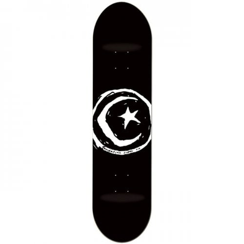 Planche Foundation: Star & Moon Black 8.375
