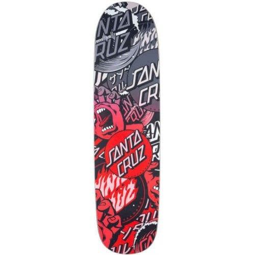 Planche Santa Cruz Skateboards: Classic Collage Everslick 8.5