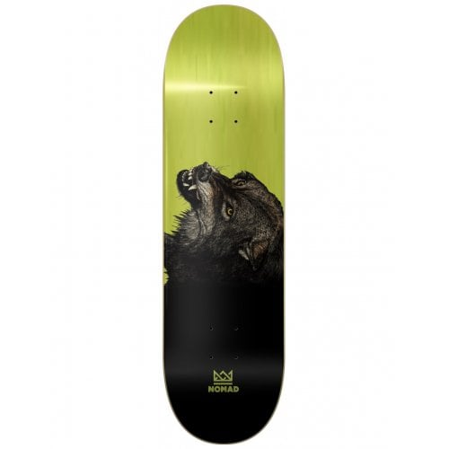 Planche Nomad: The Wolf Deck Lime 8.5