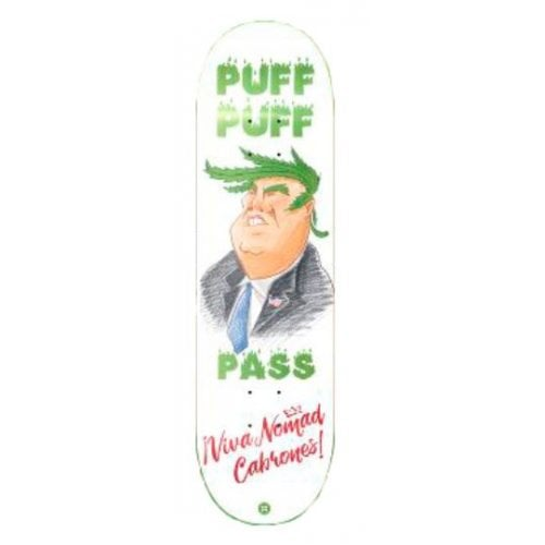 Planche Nomad: Puff Puff Pass 8.25