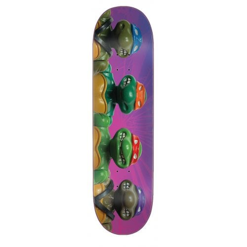Planche Santa Cruz Skateboards: TMNT Figures Everslick 8.5
