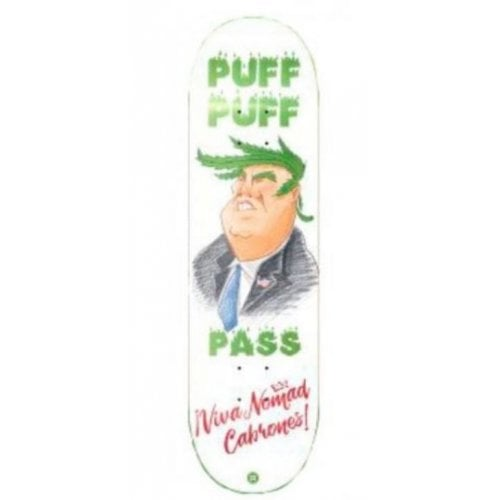 Planche Nomad: Puff Puff Pass 8.0