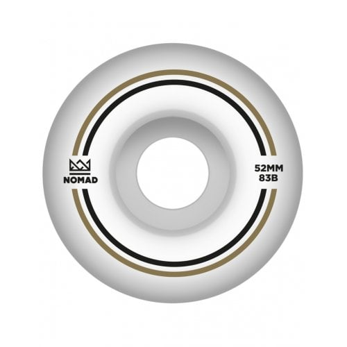 Roues Nomad: Duets Gold Black (52 mm)