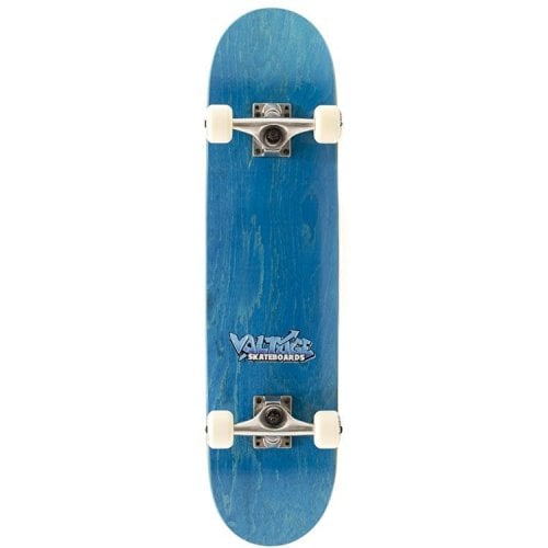Skate Complet Voltage: Graffiti Logo Blue 7.5