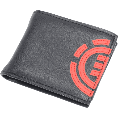 Portefeuille Element: Daily Wallet Feu Rouge BK