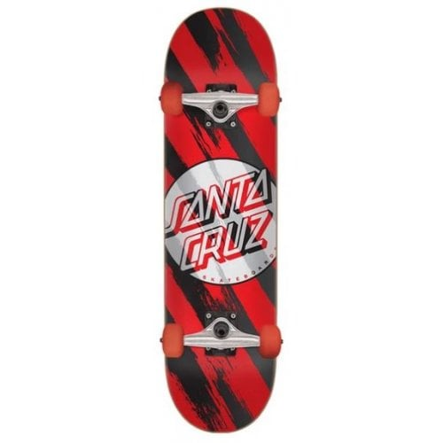 Skate Complet Santa Cruz: Brush Dot 7.5
