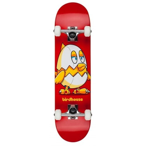 Skate Complet Birdhouse: Stage 1 Chicken Mini Red 7.38