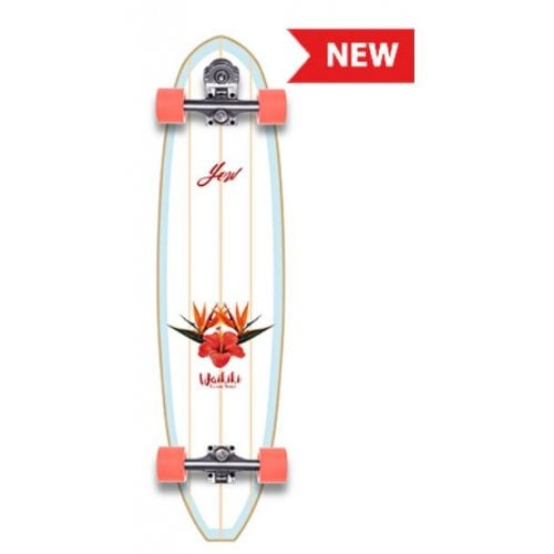 "Longboard Complet Yow: Waikiki 40"" Classic Series Yow Surfskate"