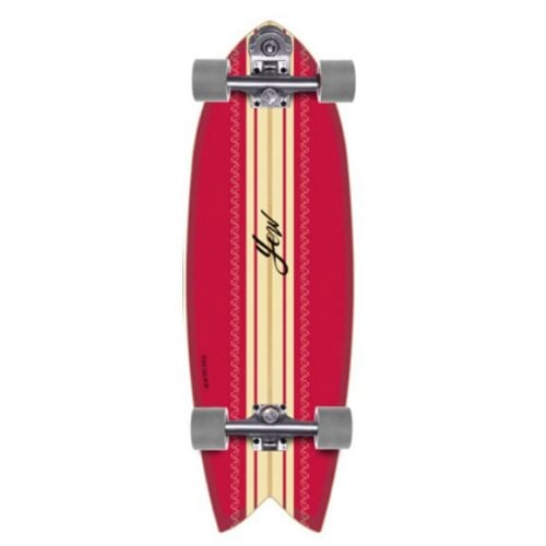 "Longboard Complet Yow: Coxos 31"" Dream Waves Series Surfskate"