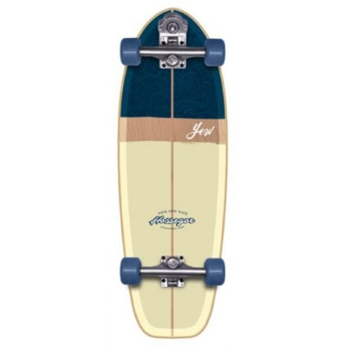 "Longboard Complet Yow: Hossegor 29"" Power Surfing Series Surfskate"