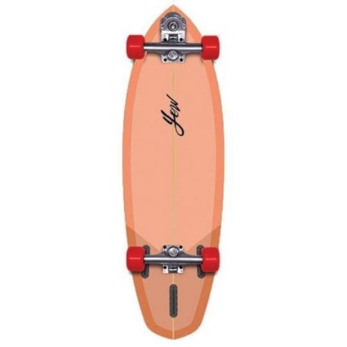 "Longboard Complet Yow: Rapa Nui 32"" The First Yow Surfskate"