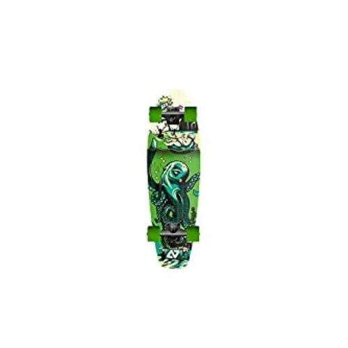 Complete Cruiser Hydroponic: Octopus Green 22,5 x 6,5""