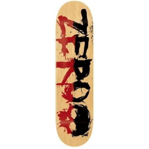Planche Zero: 2 Tone Blood Red Black 8.25