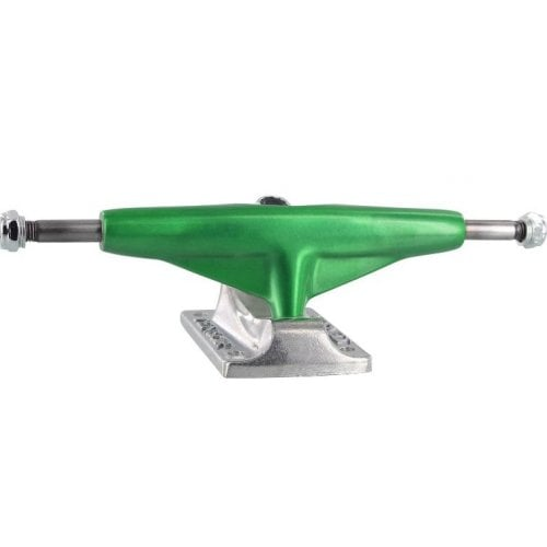 Trucks Tensor: Aluminium Lo mirror Green/Raw 5.25