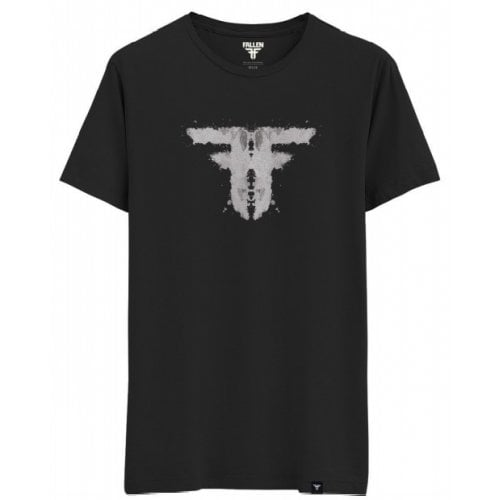 T-Shirt Fallen: Rorshach Black