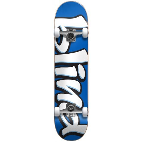 Skate Complet Blind: Drama Mama Soft Wheels Blue 7.5x31.1