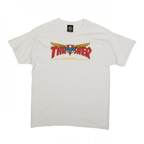 T-Shirt Thrasher: Venture Collab WH