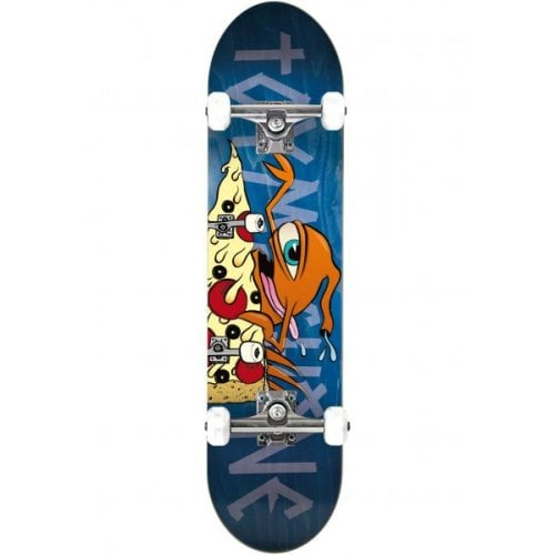 Toy Machine Complete Skateboard: Pizza Sect 7.75x31.75