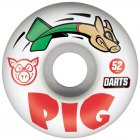 Roues Pig: Darts (52 mm)