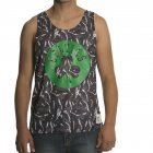 Débardeur Mitchell & Ness: NBA Reversible Mesh Tank Boston Celtics GR/WH