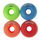 Mini Logo Skateboards Roues Mini-Logo Skateboards: C-Cut Militant Assorted (52 mm)