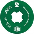 Roues Ricta: Brandon Westgate Pro NRG Green (52 mm)