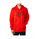 Sweatshirt Fox Racing: Legacy Foxhead Zip Fleece RD
