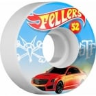 Roues Bones: STF Fellers Hot Wheel V3 (52 mm)