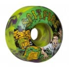 Roues Spitfire: F4 99D Toxic Apocalypse PP/GN (56 mm)