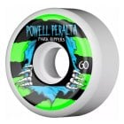 Roues Powell Peralta: Park Ripper White 2 PF (60 mm)