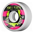 Roues Powell Peralta: Park Ripper White 2 PF (58mm)
