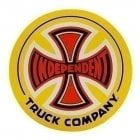 Autocollant Independent: Sticker 77 Truck Co 15 YL