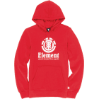 Sweatshirt Element: Fire Red Vertical HO RD