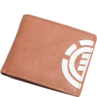 Portefeuille Element: Daily Wallet Ginger Bread BR