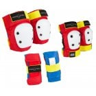 Pack de Protecteurs Pro-Tec: Street Gear Junior 3 Pack Retro
