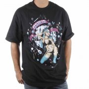 T-Shirt Osiris: Burlesque BK, S