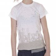 T-Shirt Femme Matix: Still Starry Night WH, XS