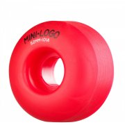 Roues Mini-Logo Skateboards: C-Cut Red (52 mm)