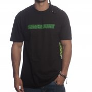 T-Shirt Shake Junt: Stretch Logo BK