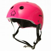 Casque Skate Pro-Tec: The Classic Gloss Punk Pink