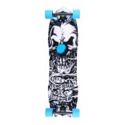 Longboard Complet Long Island Skateboard: 14A Klown 8 Plies